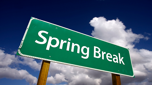 Spring Break kids camps activities