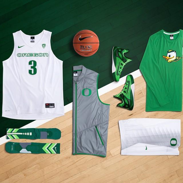 OregonMadnessBasketballNike