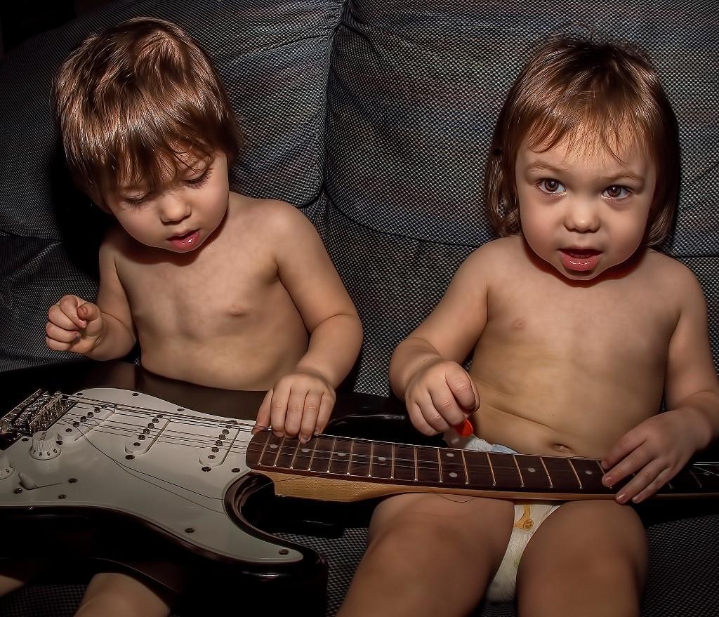 Rocking twins