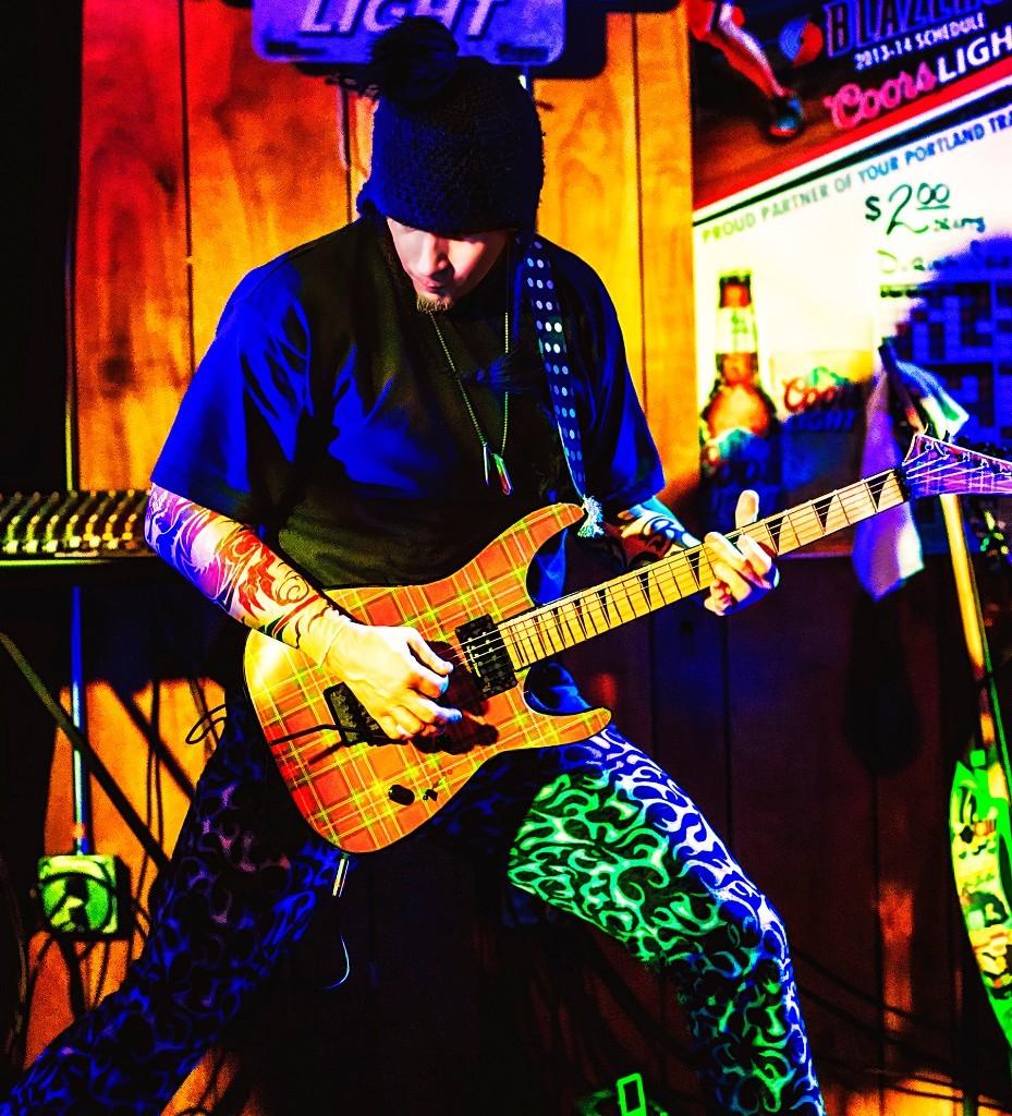 Derek Zane guitar