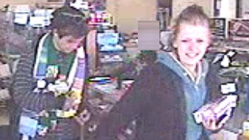 Eugene theft suspects