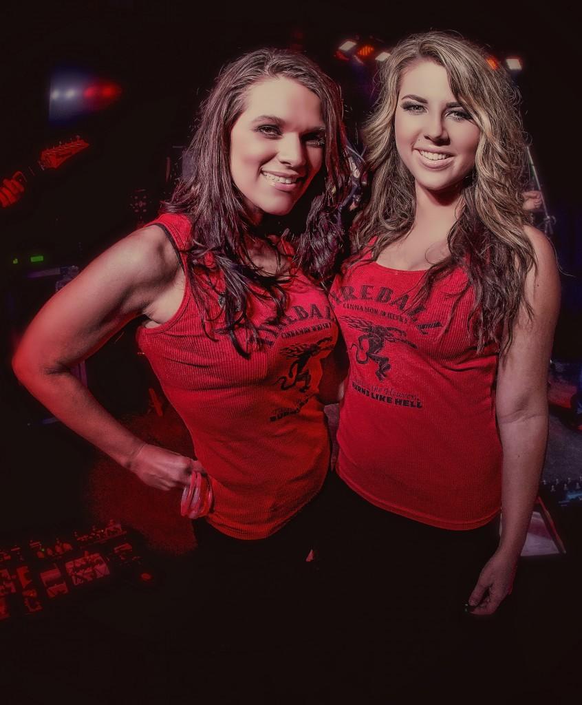 Fireball Girls