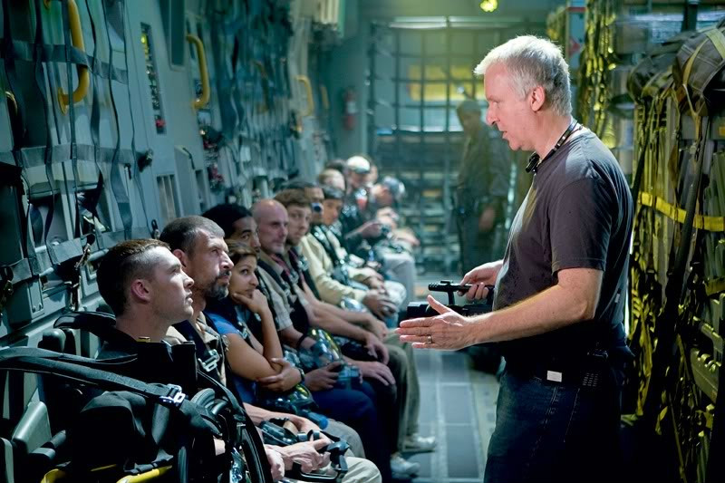 James Cameron - thereviewcrew.com