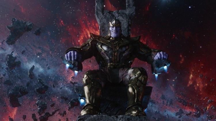 Thanos - geektyrant.com