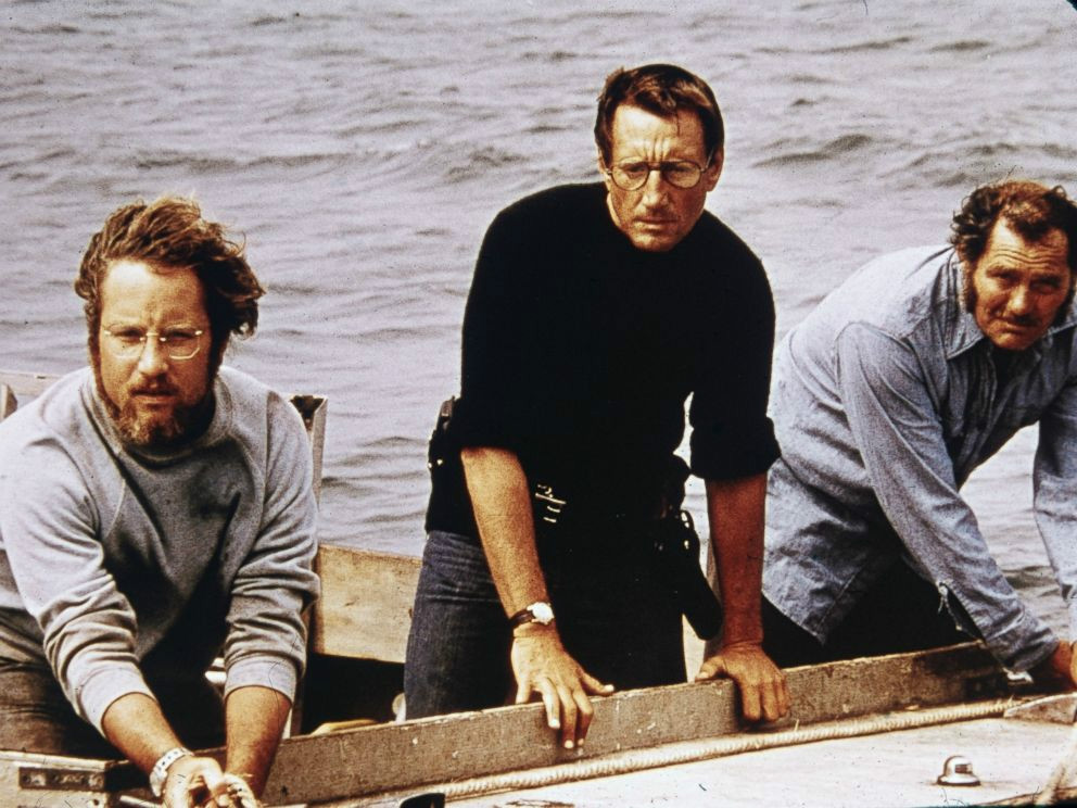 Jaws cast-Universal Pictures