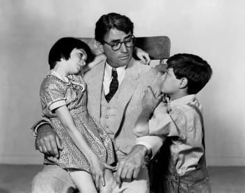 Widower Atticus Finch