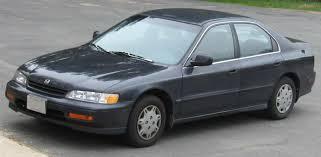 Generic 1994 4 door Honda