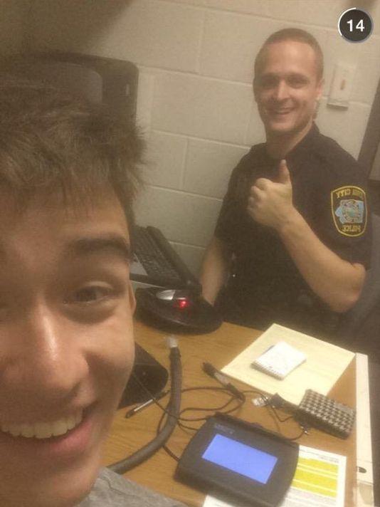 Prison Selfie-Press-Citizen