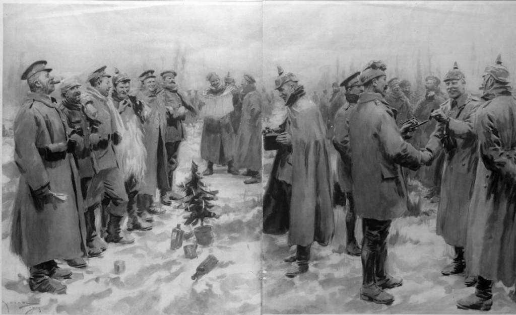 Christmas Truce WWI