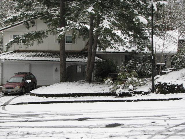 Snowfall 9:00 AM 2.22.18
