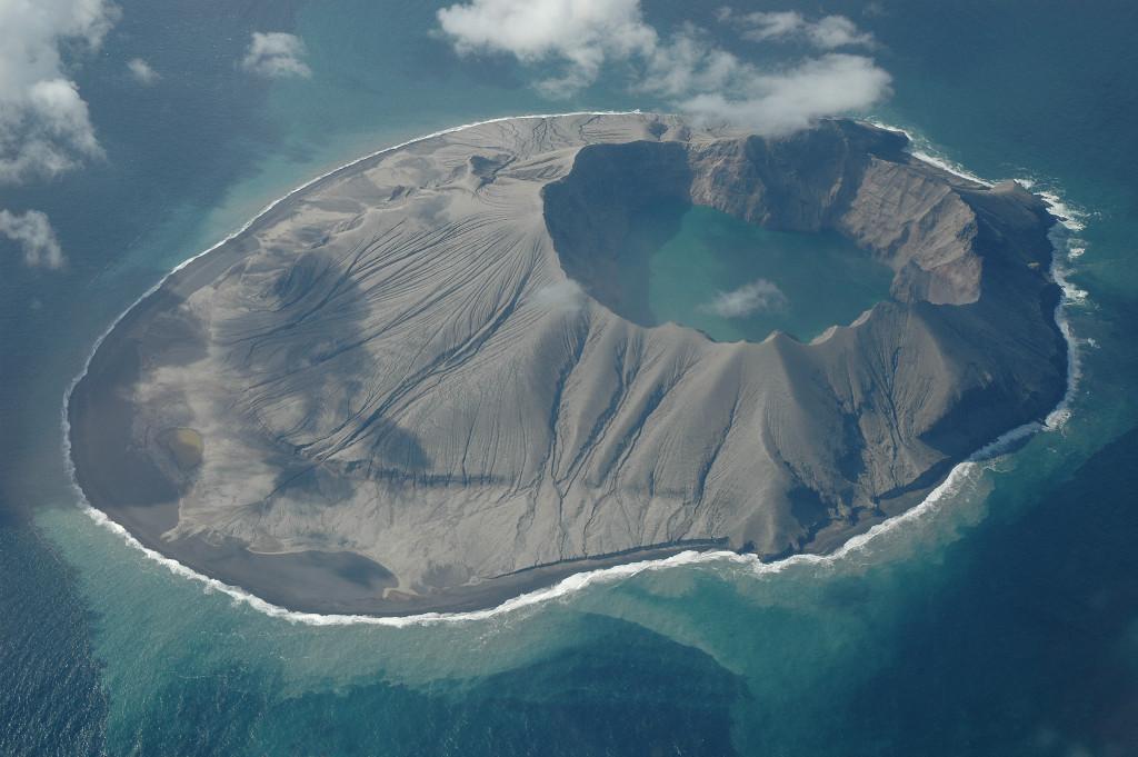 Kasatochi Volcano