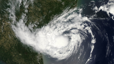 Alberto Satellite View
