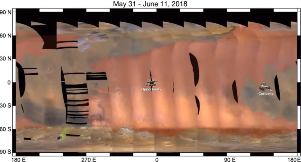 Dust Storm Composite