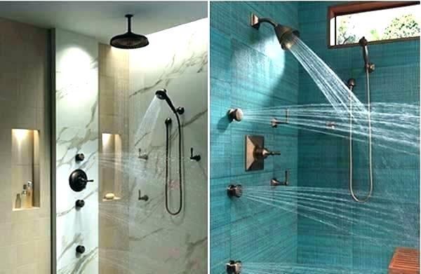 Multi Head Shower Stall