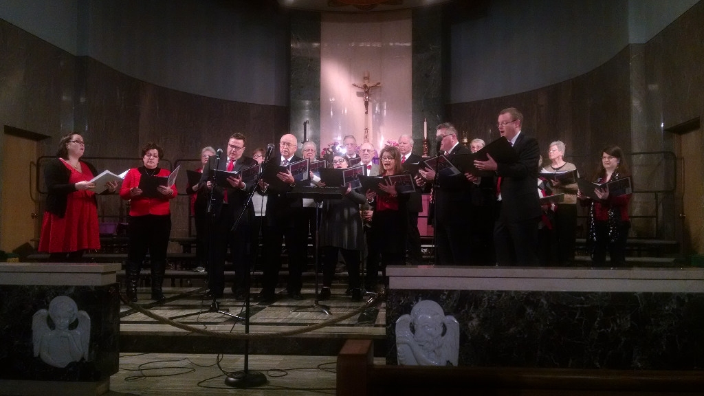 St. Paul Choir 2
