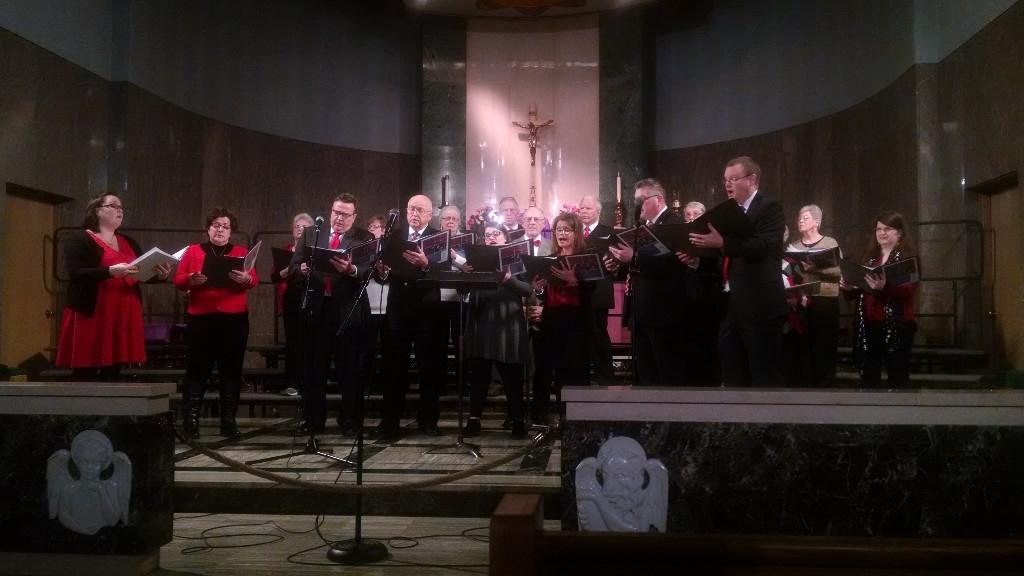 St. Paul Choir 2