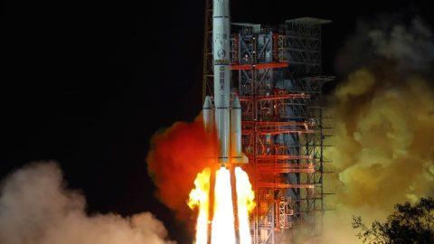 Launch Chang'e 4
