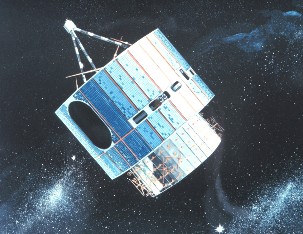 GOES Weather Satellite