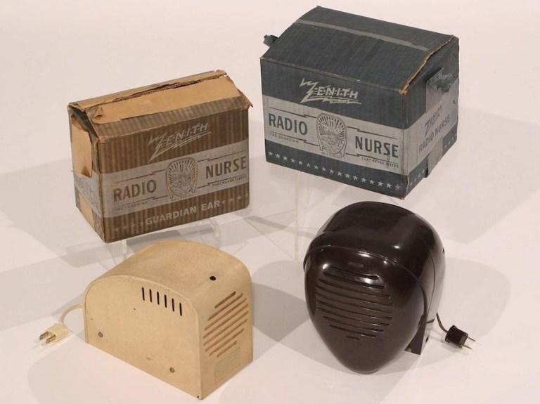 Radio Nurse Parts
